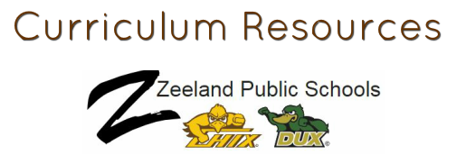 ZPSCurriculum resources
